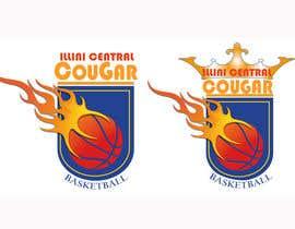 #6 cho Illini Central Cougar Basketball/ bởi sudhakar064