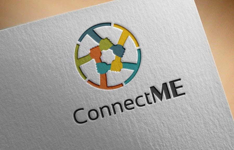 Bài tham dự cuộc thi #92 cho Design a Logo for ConnectME