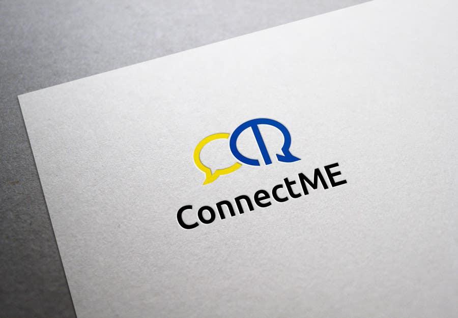 Bài tham dự cuộc thi #109 cho Design a Logo for ConnectME