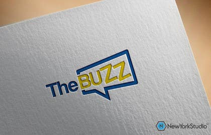 #98 untuk Design a Logo for The Buzz, a staff newsletter oleh SergiuDorin
