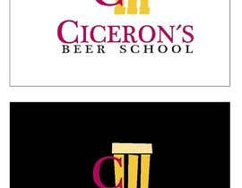 #1 cho Design a Logo for Cicero's Beer School bởi jcpb00
