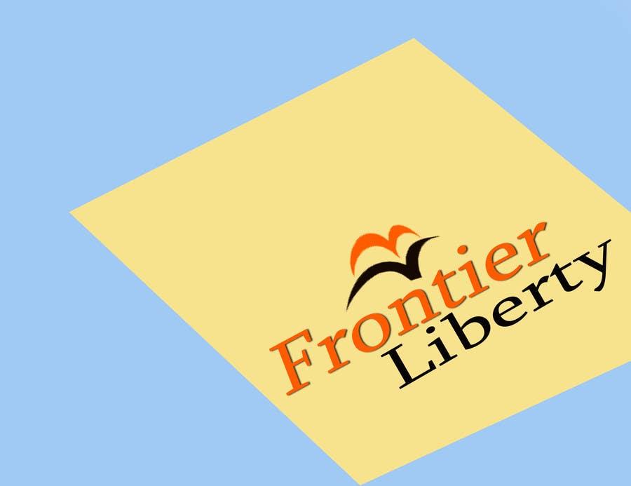 Bài tham dự cuộc thi #44 cho Design a Logo for Frontier Liberty