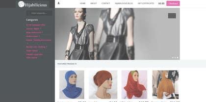 #59 untuk Hijabilicious oleh faisalmasood012