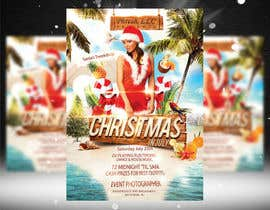 #41 for Design a Flyer for Christmas in July af k0z3y
