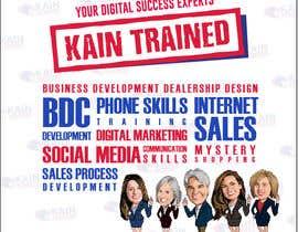 #81 untuk Design a Banner for Kain Trained Campaign oleh jonapottger