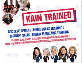 #99 untuk Design a Banner for Kain Trained Campaign oleh jonapottger