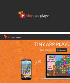 "#121 cho Design a Logo & Icon for my software ""Tiny App Player"" bởi paxslg"