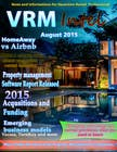 Graphic Design Конкурсная работа №77 для Magazine Cover for Vacation Rental Managers