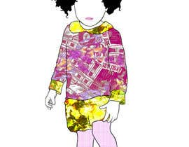 #27 for Illustrate fashion & lifestyle for a Kids eclectic clothing line collection  - Stage1 by maximo20858