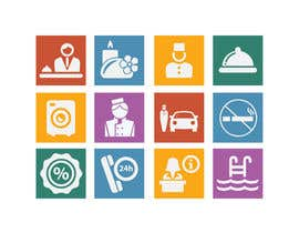#8 for Hotel App Icons by NILESH38