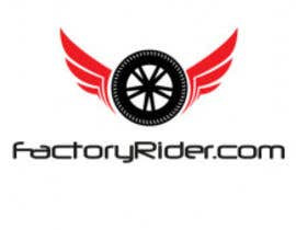 #5 for Design a Logo for Factory Rider - A Motorcycle Accessory Website by MichaelEd