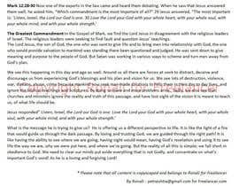 "#2 untuk Write a ""Blog"" for Life Coaching from a Christian perspective oleh Petneshtia"