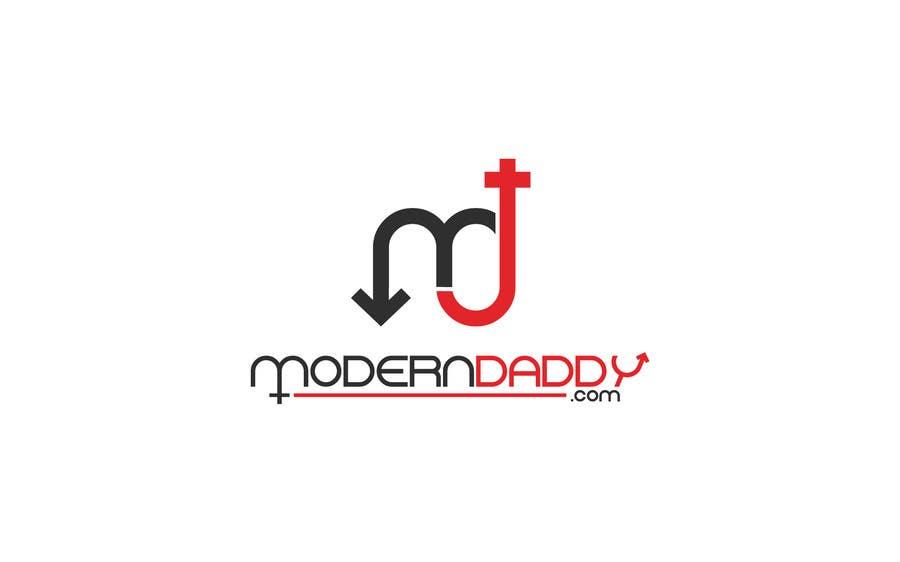 Penyertaan Peraduan #176 untuk Design a Logo for Modern-Daddy.com