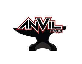 #13 para Design a Logo for my company: Anvil Prints por azlankaredia