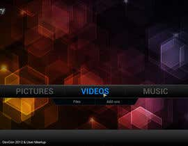 nº 80 pour I need some Graphic Design for background in XBMC par Saadyarkhalid