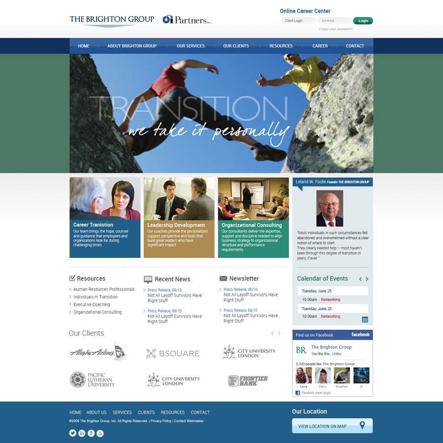 Proposition n°85 du concours Website Redesign