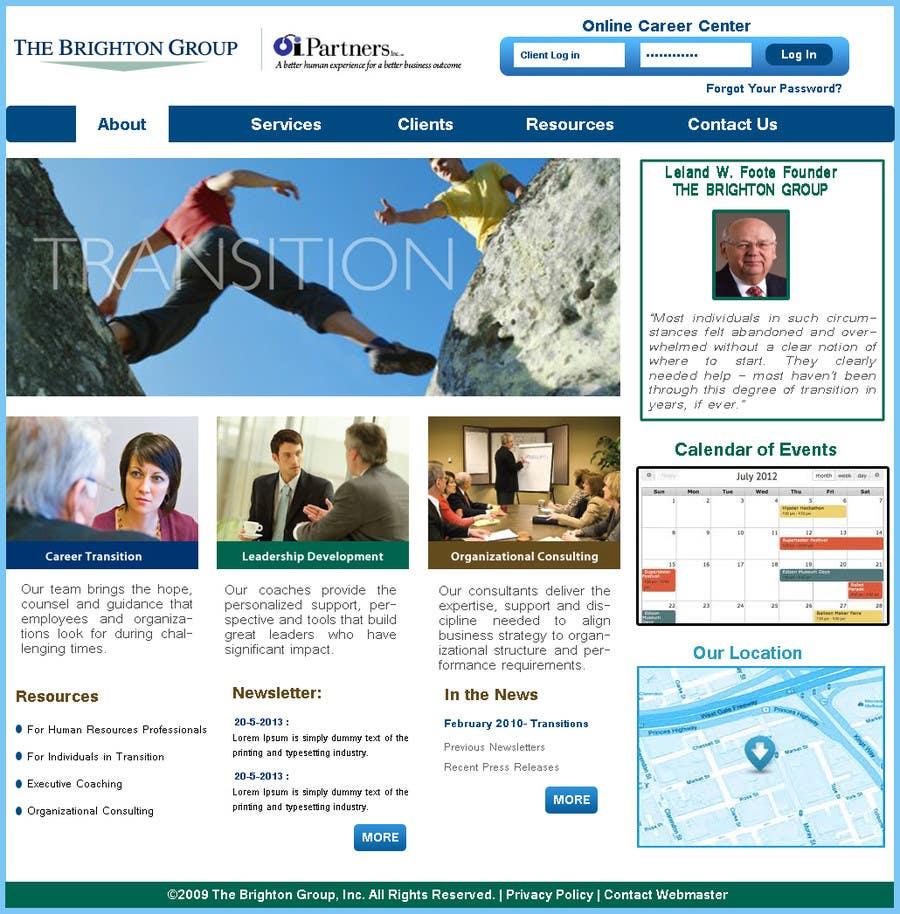 Proposition n°33 du concours Website Redesign