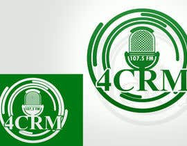 #25 for Design a Logo for 4CRM - Radio Community Mackay af gautamrathore