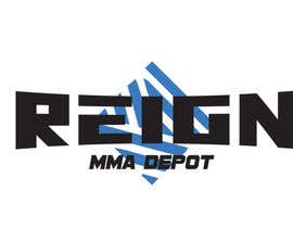 #40 for Design a FRESH and INTERESTING Logo for REIGN MMA DEPOT by AlexBalaSerban