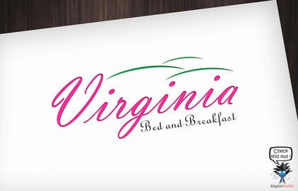 BDamian tarafından Design a Logo for Virginia Bed and Breakfast için no 38