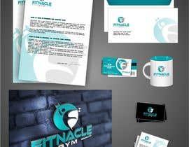 #35 for Design a Logo for Fitnacle Gym af arteq04
