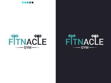 #45 untuk Design a Logo for Fitnacle Gym oleh hamzahajji