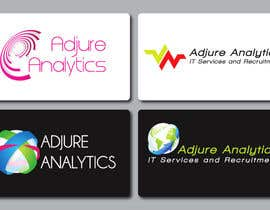 #17 untuk Design a Logo for Adjure Analytics oleh insane666