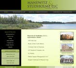 Entry # 142 for Website Design for Manewitz & Studholme LLC by