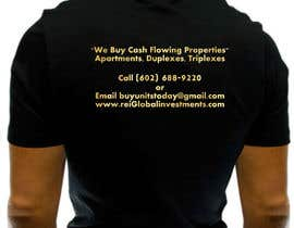 #10 cho Design a T-Shirt for Real Estate Firm bởi irfanrashid123