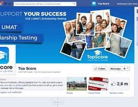 #18 untuk Topscore Facebook Cover oleh alhoart