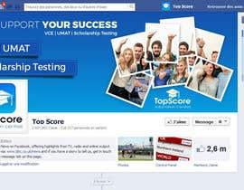 #24 untuk Topscore Facebook Cover oleh alhoart