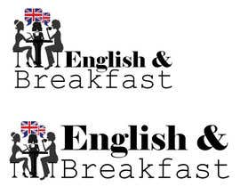 #31 untuk Logo for English and Breakfast English classes oleh kristinasimcic