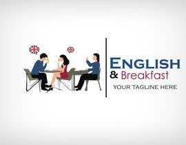 #29 untuk Logo for English and Breakfast English classes oleh heloveshah