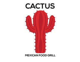 """#68 for LOGO design for """"Cactus"""" a fast food Mexican  grill ! af fluxjake"""