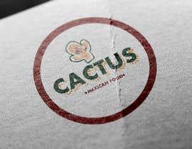 """#105 for LOGO design for """"Cactus"""" a fast food Mexican  grill ! af MonkeysStudio"""