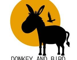 #2 untuk Design a Logo for Donkey & Bird - fashion label oleh JeasonBradLewis