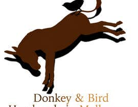 #9 untuk Design a Logo for Donkey & Bird - fashion label oleh alishakinney