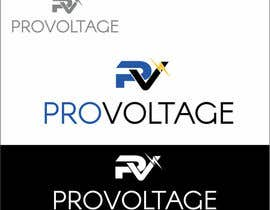 #48 for Design a Logo for ProVoltage by irfanrashid123