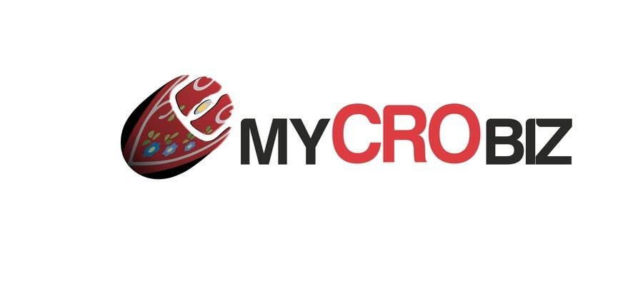 Penyertaan Peraduan #5 untuk Design a Logo for www.mycrobiz.com