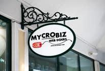 Graphic Design Entri Peraduan #13 for Design a Logo for www.mycrobiz.com