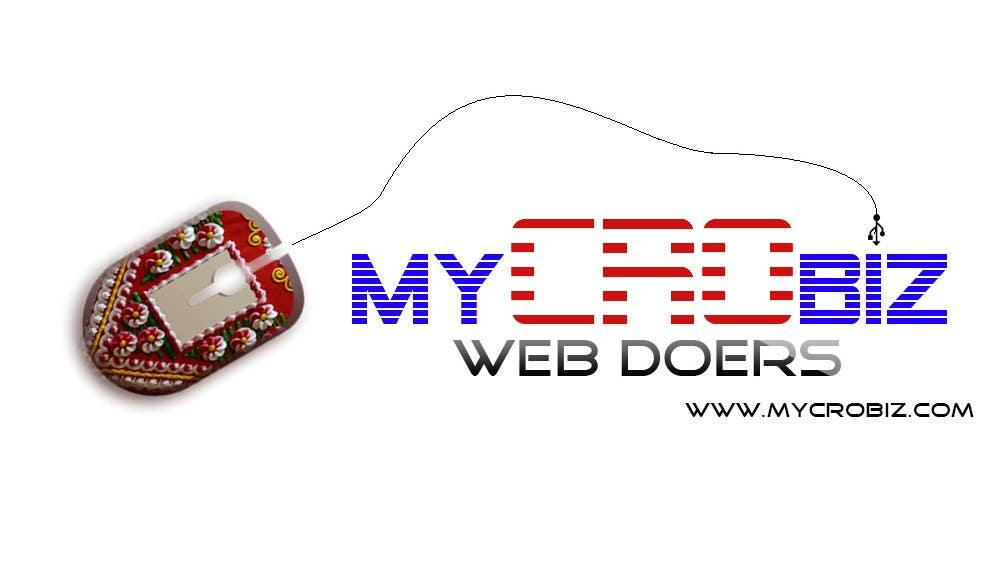Penyertaan Peraduan #22 untuk Design a Logo for www.mycrobiz.com
