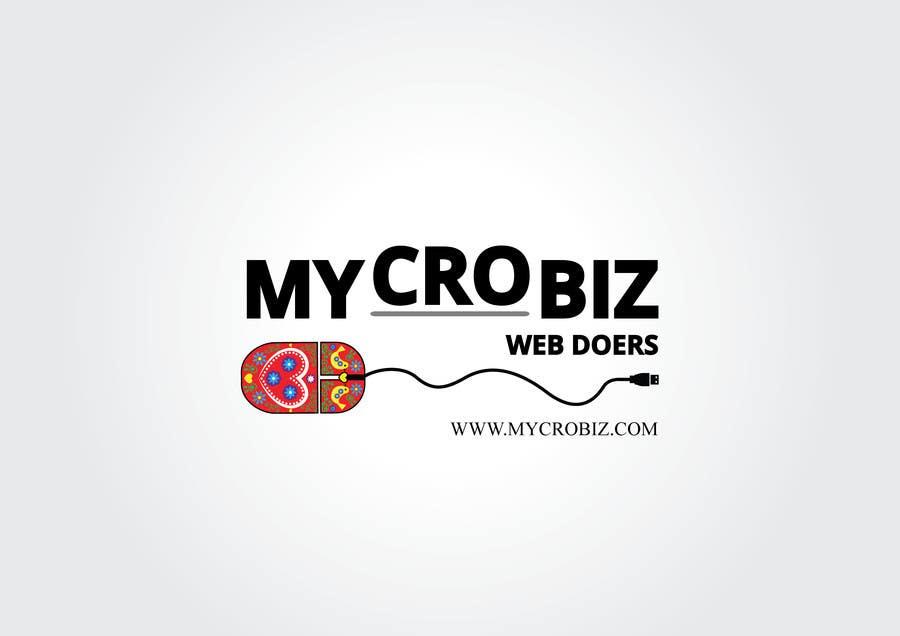 Penyertaan Peraduan #12 untuk Design a Logo for www.mycrobiz.com