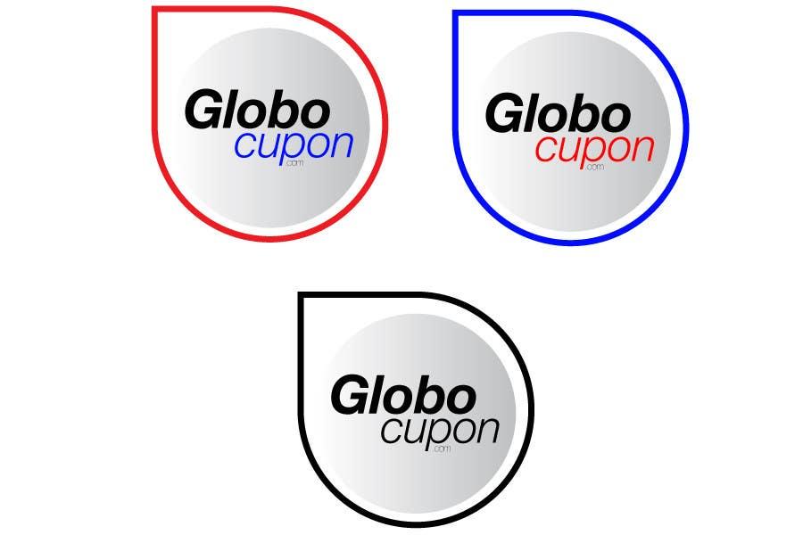 Kilpailutyö #97 kilpailussa Logo Design for globocupon.com