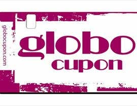 #450 para Logo Design for globocupon.com por rajeshvyas5