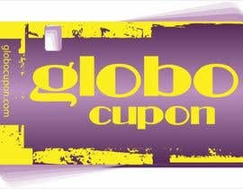 #445 para Logo Design for globocupon.com por rajeshvyas5