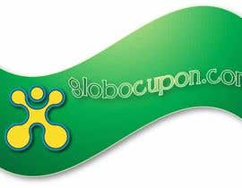 #454 para Logo Design for globocupon.com por rajeshvyas5