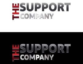 #19 untuk Design a Logo for The Support Company oleh vasked71