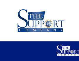 #26 untuk Design a Logo for The Support Company oleh gfxdesignexpert