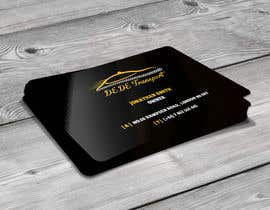 #11 untuk Design some Business Cards for DEDE Transport oleh Vishwa94