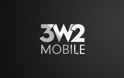 #35 cho Design a logo for 3W2Mobile bởi DQD